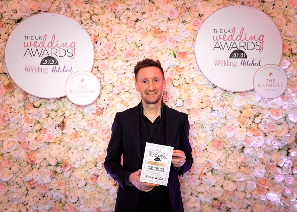 Best UK Wedding Videographer Winner