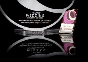 Wedding Videographer Of The Year - East England - The Wedding Industry Awards 2020