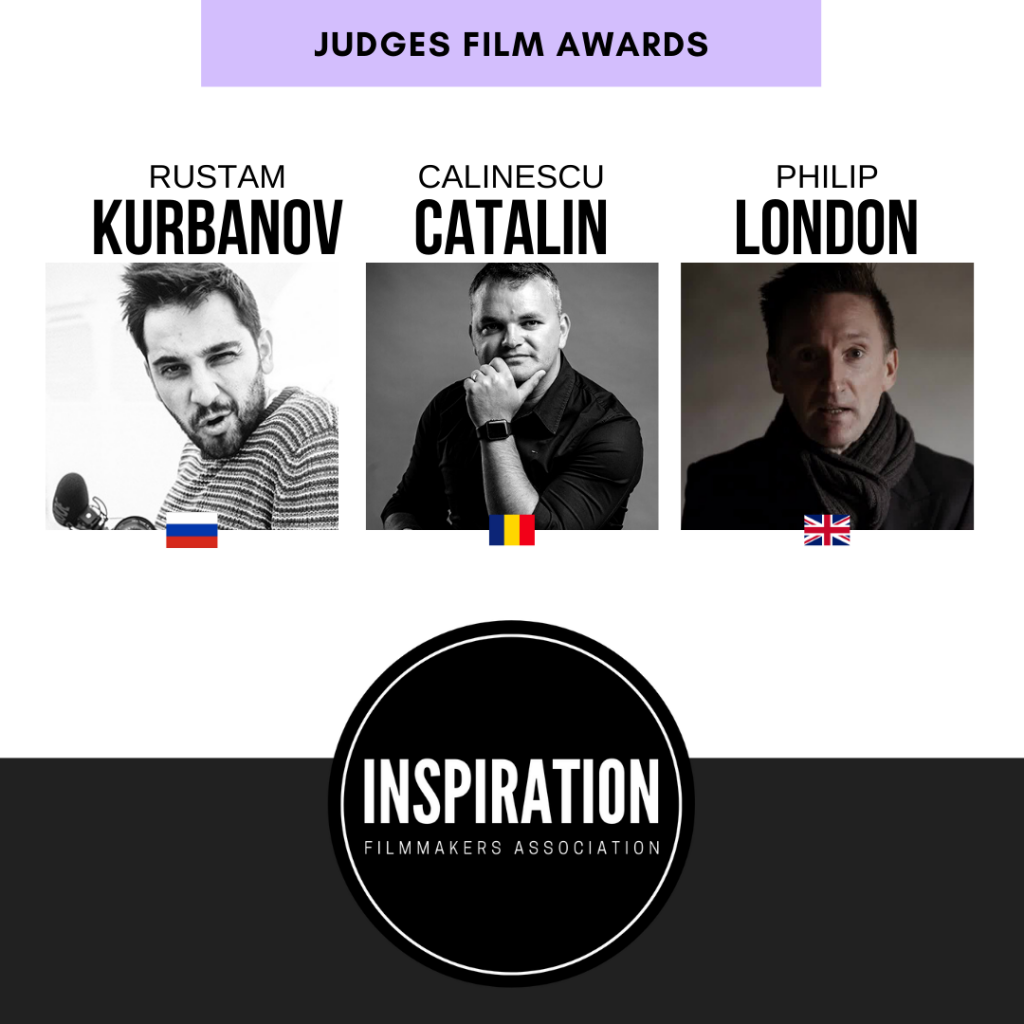 Philip London Judge in Inspiration Awards