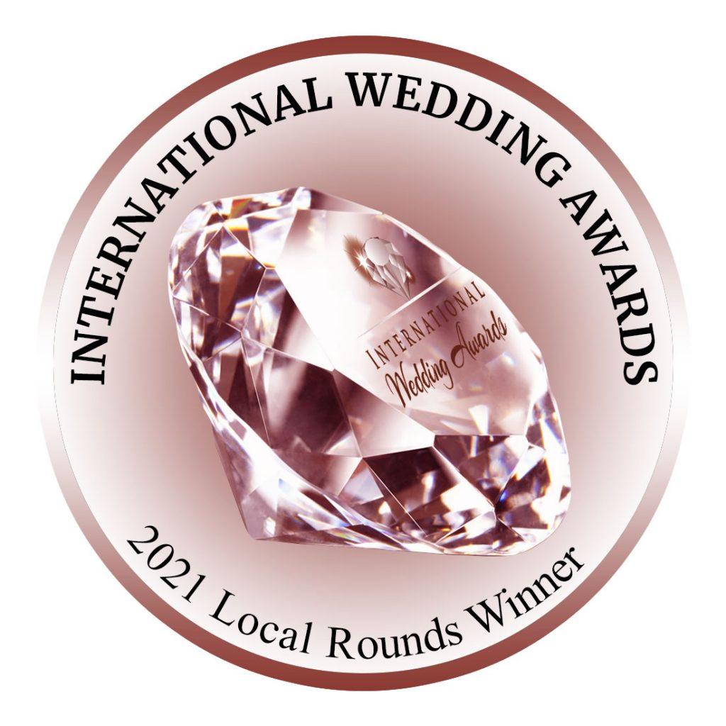 International Wedding Awards Winner - Philip London